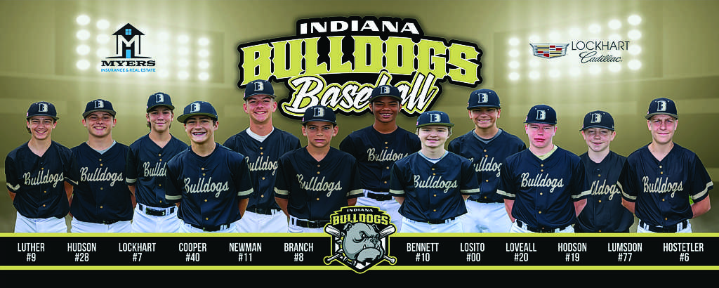 2020 Bulldogs Baseball 13U
